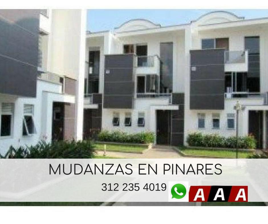 Mudanzas en Pinares Pereira