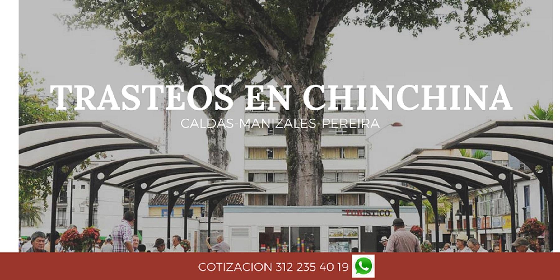 TRASTEOS EN CHINCHINA CALDAS